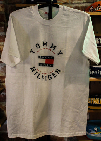 Vintage Bootleg Tommy HIlfiger youth XL