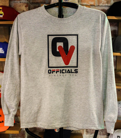 Officials Vintage Long sleeve youth L new