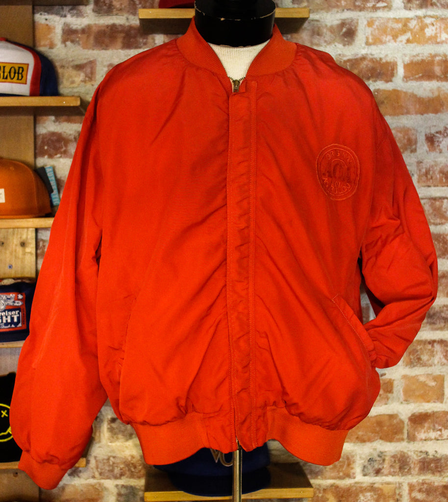 Original Acapulco utility jacket Red Zip-Up Jacket (XL)