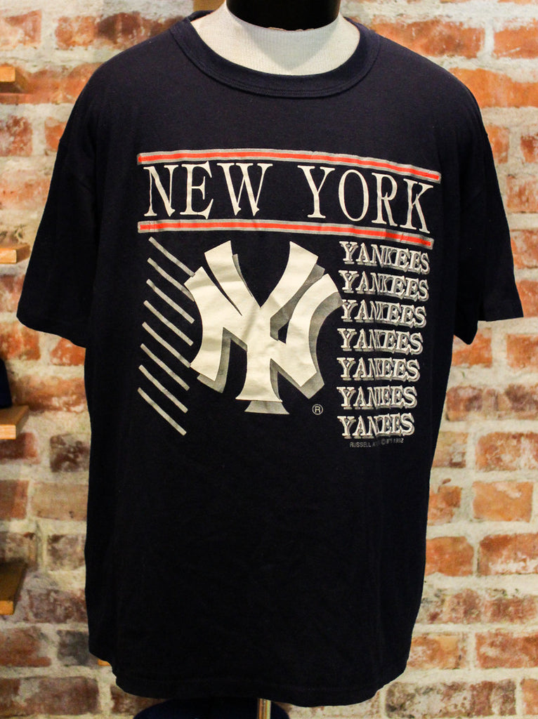 New York Yankees T-shirt XL by Russell