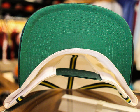 Oakland A's snapback hat DS by Game from the 93 Collection