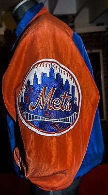 New York Mets  MLB  Baseball Jacket Sz XL