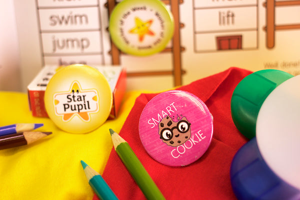 Reward the stars in your classroom - Star Pupil Reward Badges and Gifts