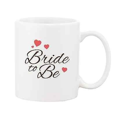 Bride To Be Mug - Promofix Gifts