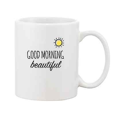 Good Morning Beautiful Mug - Promofix Gifts
