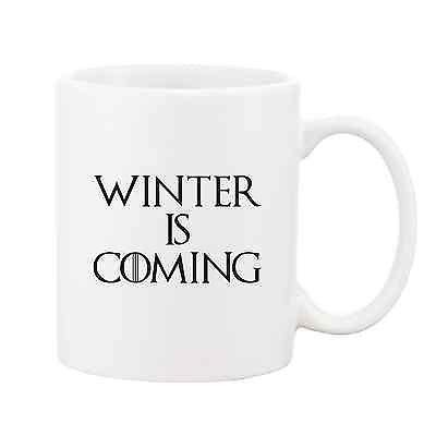Winter Is Coming Mug - Promofix Gifts