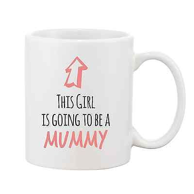 This Girl is Going to be a Mummy Mug - Promofix Gifts