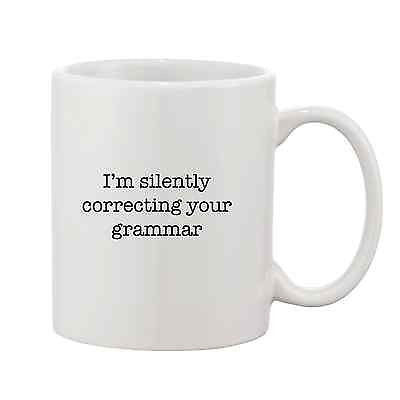 I'm Silently Correcting Your Grammar Mug - Promofix Gifts