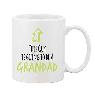 Grandad to be Mug - This Guy Design - Promofix Gifts
