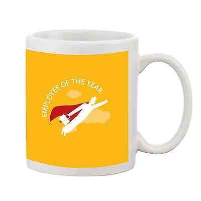 Employee of the Year Superhero Mug - Promofix Gifts