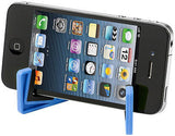 Mobile Stand Holder Blue - Promofix Gifts   - 3