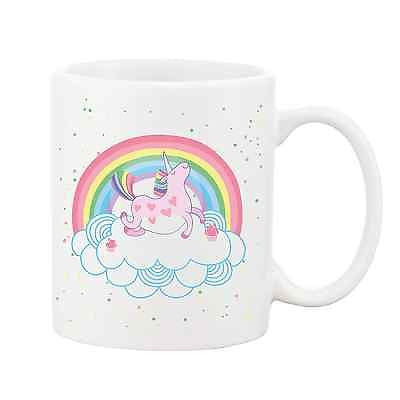 Happy Unicorn Mug - Promofix Gifts   - 1