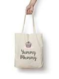 Yummy Mummy Cotton Tote Bag - Promofix Gifts