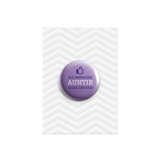 An Awesome Auntie Looks Like This Button Badge 38mm - Promofix Gifts   - 1