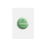 An Awesome Uncle Looks Like This Button Pin Badge 38mm - Promofix Gifts   - 1