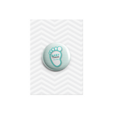 It's a Boy Button Badge 38mm - Promofix Gifts   - 1
