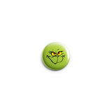 The Grinch Button Badge 38mm - Promofix Gifts   - 2