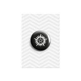 Supernatural Protection Button Badge 38mm - Promofix Gifts   - 1