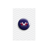 Wingman Button Badge 38mm - Promofix Gifts   - 1
