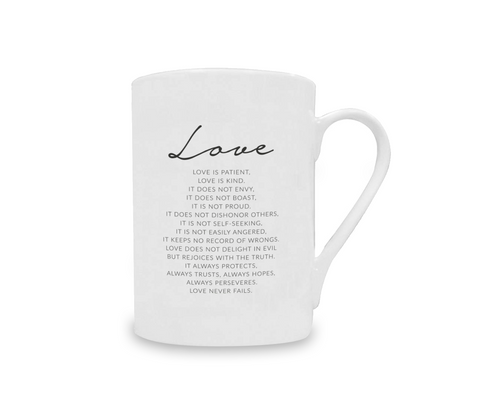 Love Is... China Mug