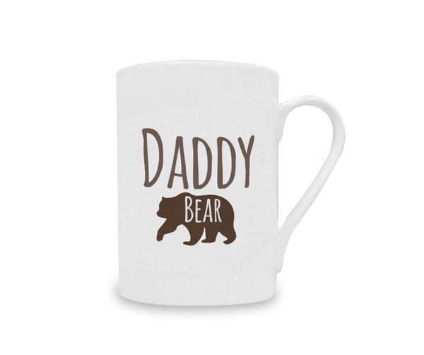 Daddy Bear China Mug