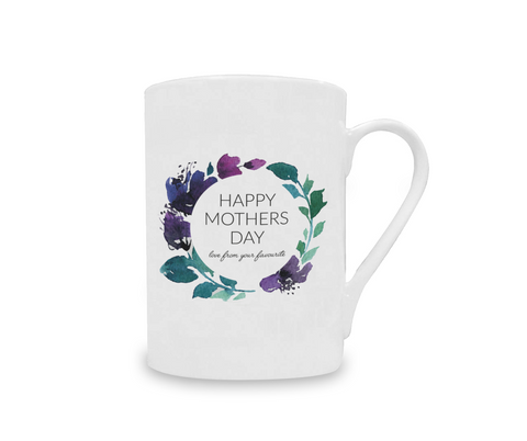 Happy Mothers Day China Mug