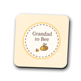 Grandad to Bumble Bee Coaster