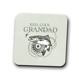 Reel Cool Grandad Coaster