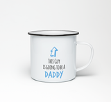 This Guy is Going to be a Daddy Enamel Mug - Promofix Gifts