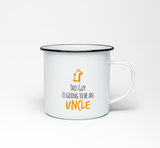 This guy is Going to be an Uncle Enamel Mug - Promofix Gifts