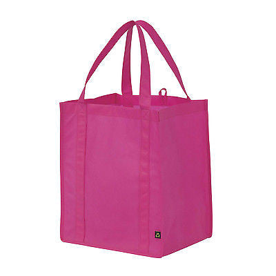 Grocery Tote Reusable Shopping Bag - Variety of Colours - Promofix Gifts   - 1