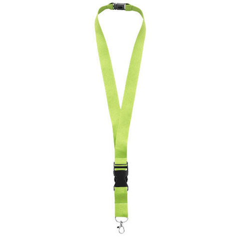 PACK OF 25 Lanyard with Metal Clip & Safety Break - Promofix Gifts   - 1