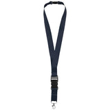 PACK OF 25 Lanyard with Metal Clip & Safety Break - Promofix Gifts   - 3