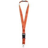 PACK OF 10 Lanyard with Metal Clip & Safety Break - Promofix Gifts   - 6