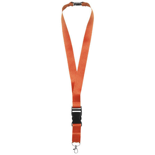 PACK OF 50 Lanyard with Metal Clip & Safety Break - Promofix Gifts   - 4