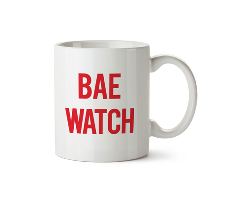 Bae Watch Mug - Promofix Gifts