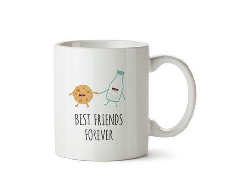 Best Friends Forever Mug - Promofix Gifts