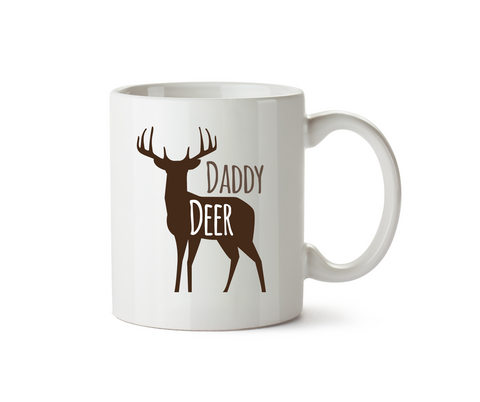 Daddy Deer Mug - Promofix Gifts