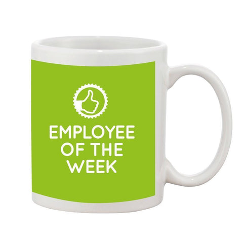 Employee of the Week Mug - Promofix Gifts
