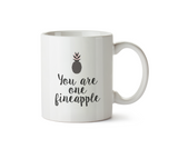 You are One fineapple Mug - Promofix Gifts