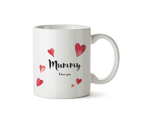 Mummy I Love You Mug - Promofix Gifts