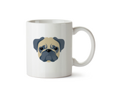 What The Pug Mug - Promofix Gifts   - 2