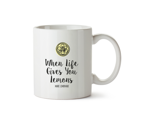 When Life Gives You Lemons Mug - Promofix Gifts