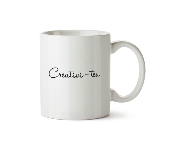 Creativi-tea Mug - Promofix Gifts