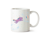 My Head Is Full Of Glitter & Unicorns Mug - Promofix Gifts   - 1