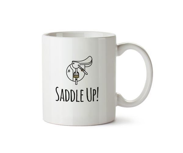 Saddle Up Mug - Promofix Gifts