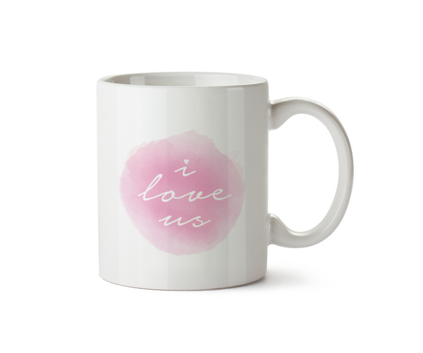 I Love Us Mug - Promofix Gifts