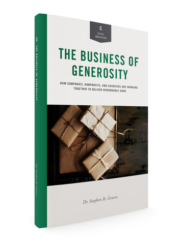 The Business of Generosity (Paperback)