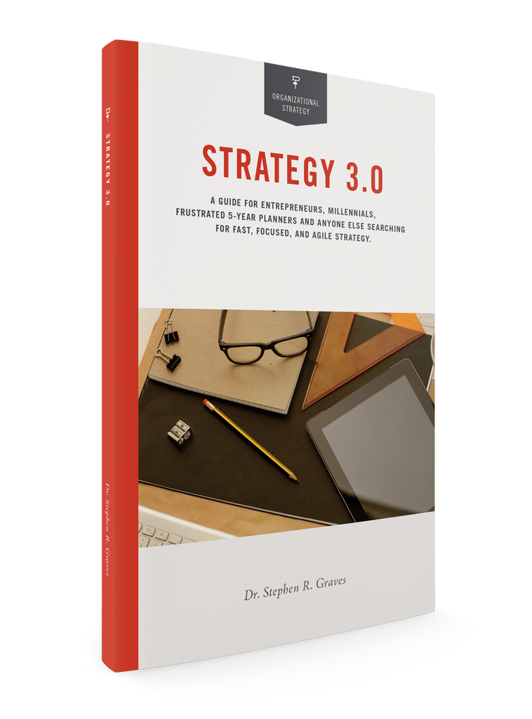 Strategy 3.0 (Paperback)