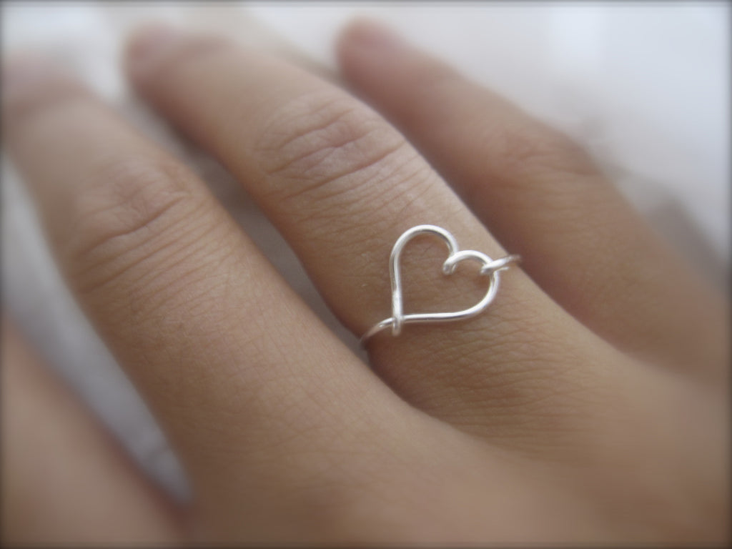 Heart Ring - Designed By Lei